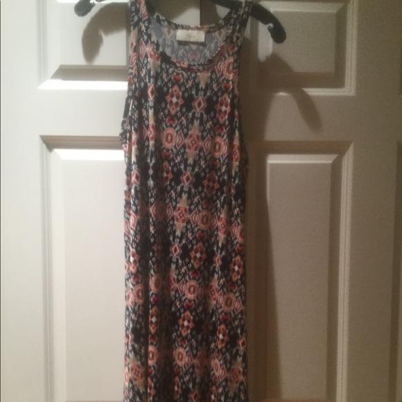 Brave Dresses & Skirts - NWOT Aztec Print Dress